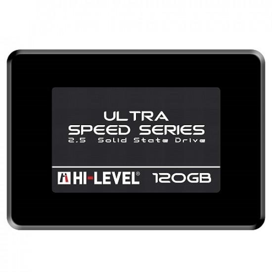 """Hi-Level 120 GB SSD30ULT/120GB 2,5"""" SSD Disk - 3 Yıl Garantili"""